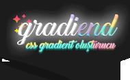 CSS Gradient Oluşturucu